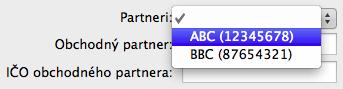 Výber obchodného partnera